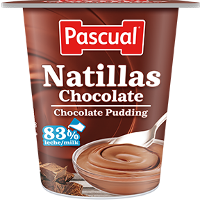 natillas chocolate
